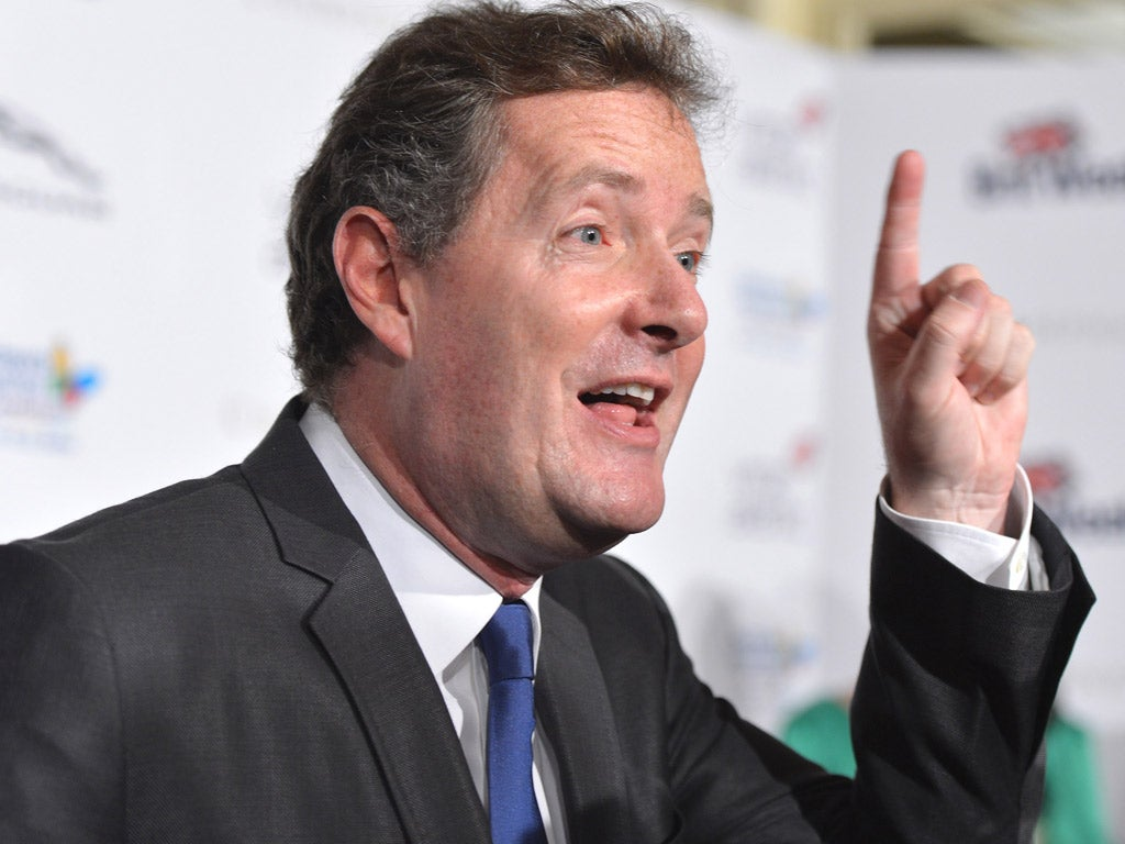Piers Morgan bashes Arsenal star angrily for what he did against Burnley